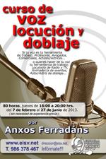 Curso de doblaje 2013