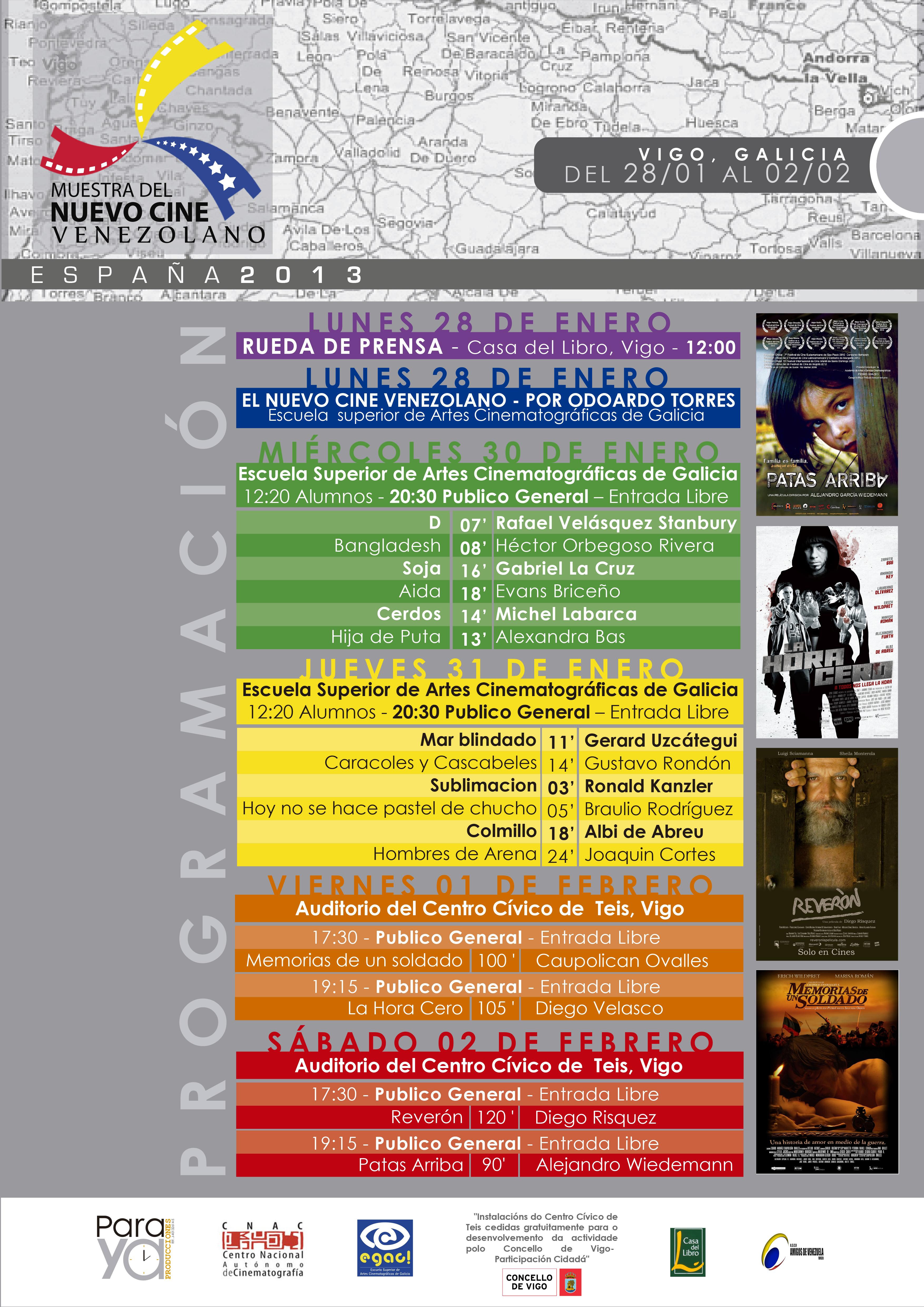 Mostra de Cine Venezolano